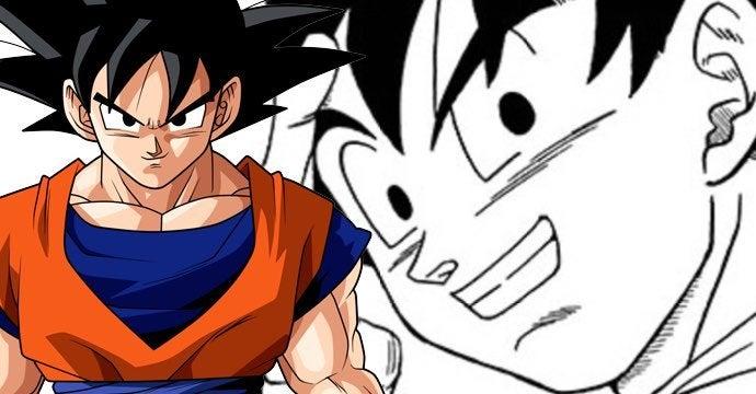dragon ball super goku anime