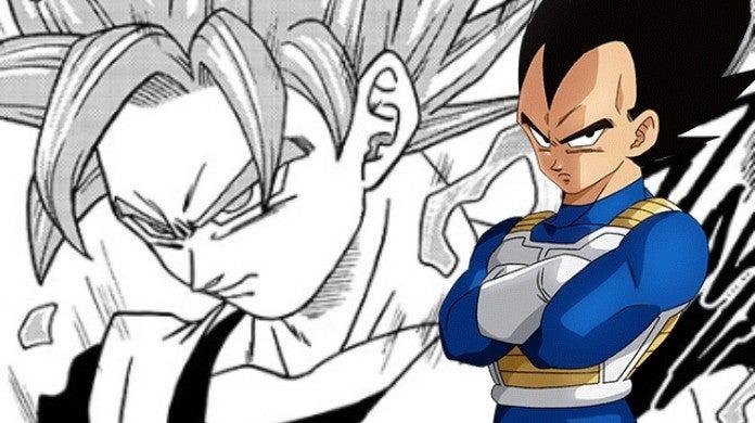 Dragon Ball Super Goku Vegeta Chapter 58