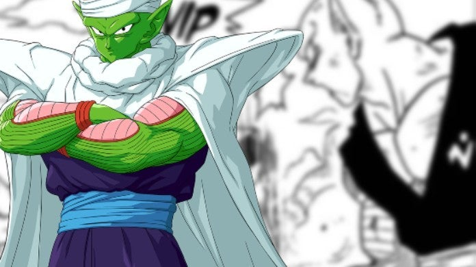 Dragon Ball Super Piccolo Manga