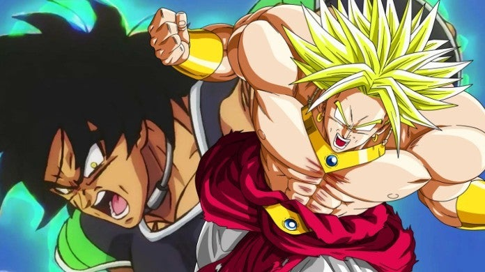 Dragon Ball Super Z Broly Powers Origin Canon Controversy Explained