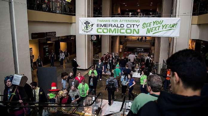 emerald city comic con coronavirus covid19