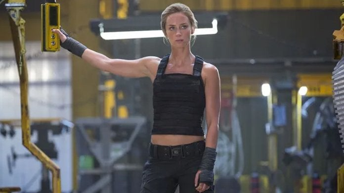 emily blunt edge of tomorrow live die repeat 2014