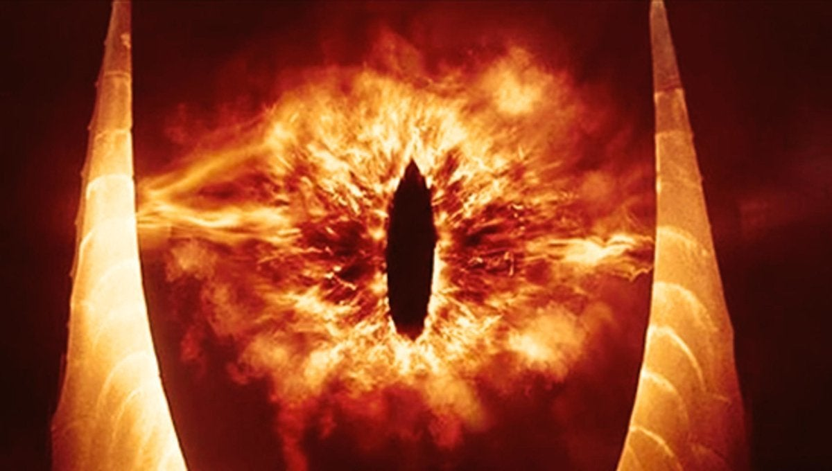Eye of Sauron Empire State Building
