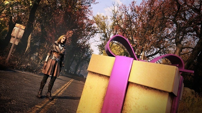 Fallout 76 Double XP Free Items