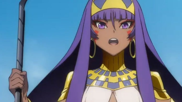 Fate Grand Order Camelot Anime