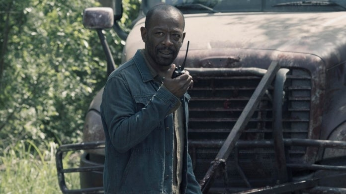 Fear the Walking Dead Morgan Lennie James