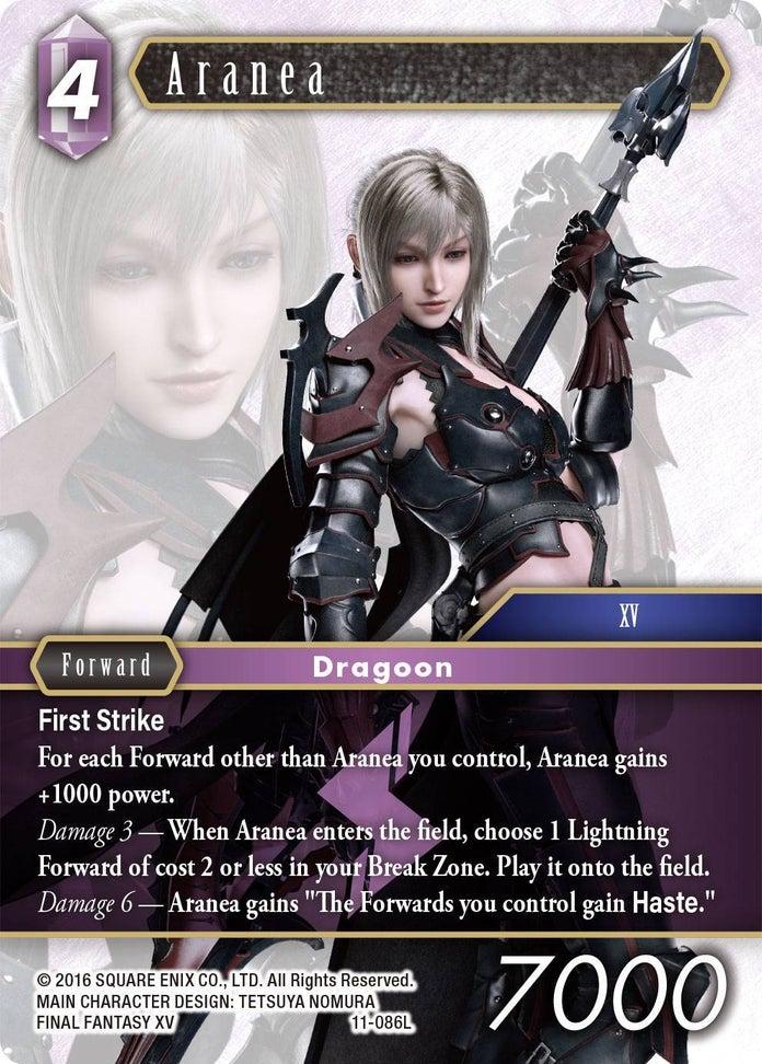 Final-Fantasy-TCG-Opus-XI-Set-Aranea-Lightning