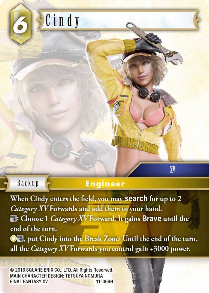 Final-Fantasy-TCG-Opus-XI-Set-Cindy-Earth