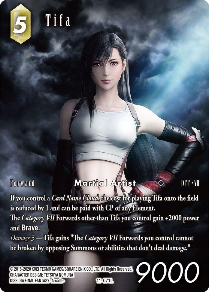 Final-Fantasy-TCG-Opus-XI-Set-Tifa-Earth