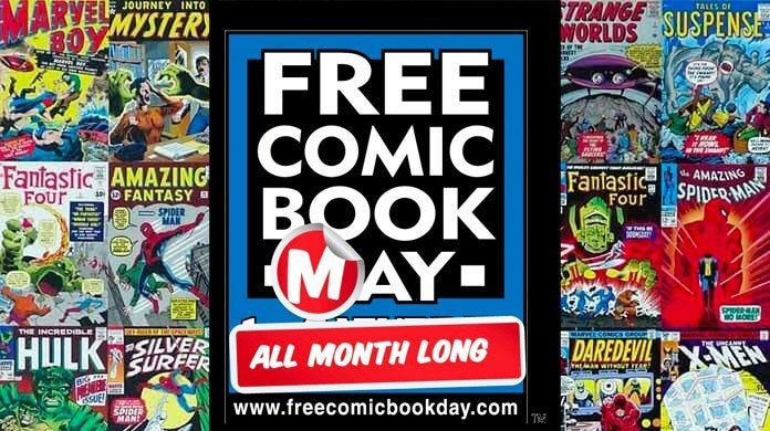 free comic book day free comic book may