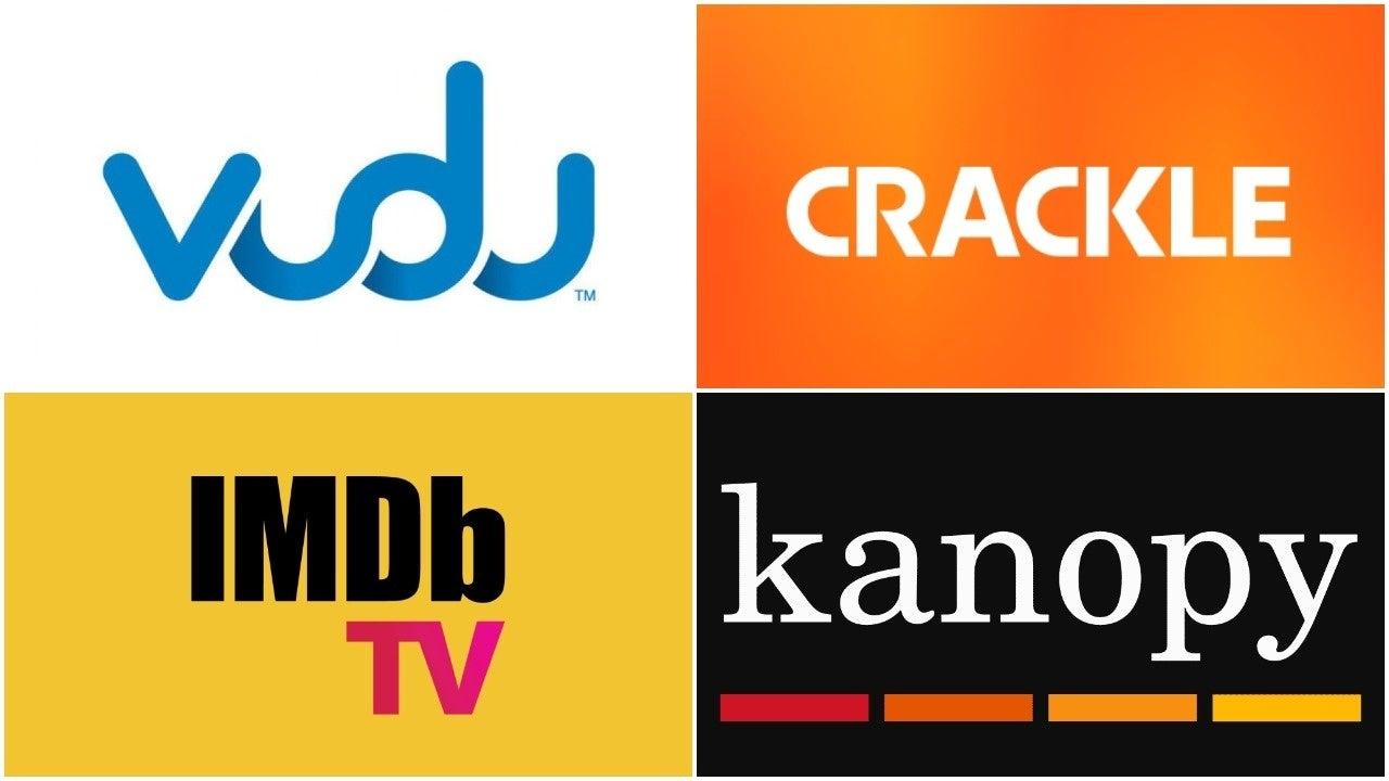 free movie streaming services vudu imdb kanopy crackle