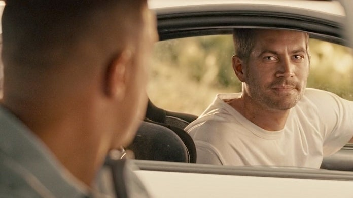 Furious 7 ending Vin Diesel Paul Walker