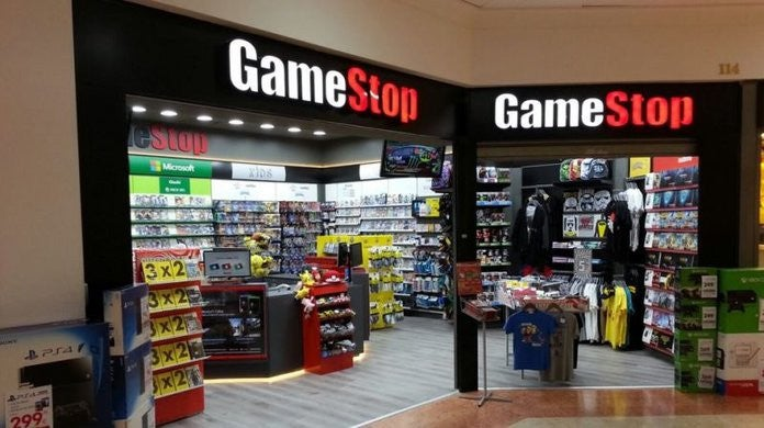 GameStop mall