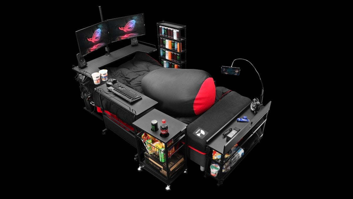 Gaming-Bed