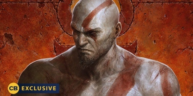 New God of War Comic Series Announced by Dark Horse (Exclusive)