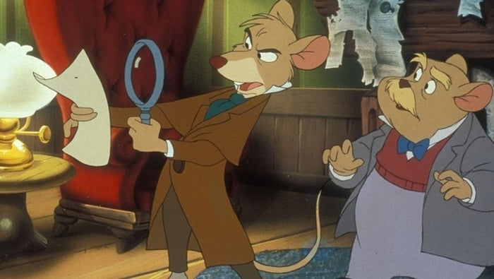 great mouse detective disney