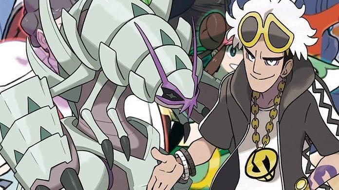 Guzma Pokemon Masters