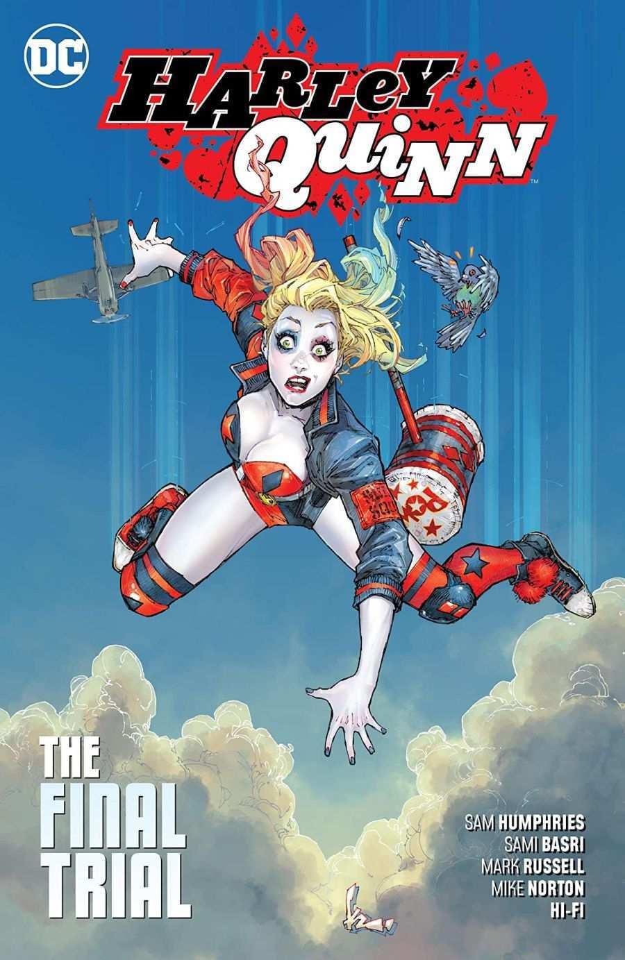 Harley Quinn Vol. 4 The Final Trial