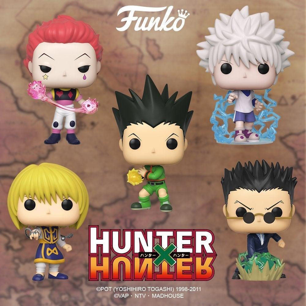 hunter-x-hunter-funko-pops