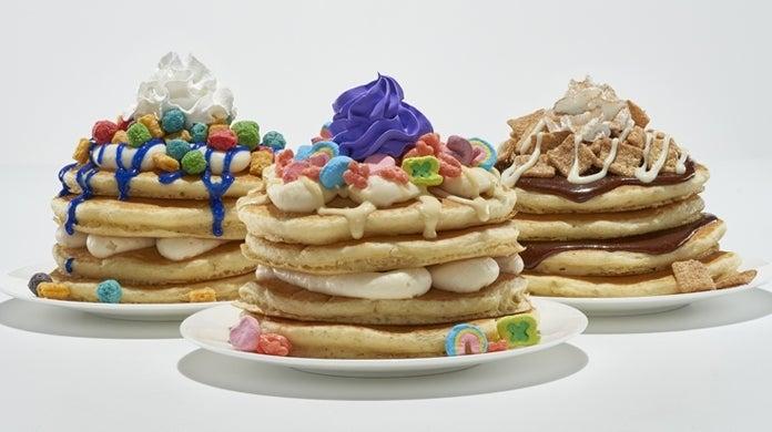 ihop cereal pancakes