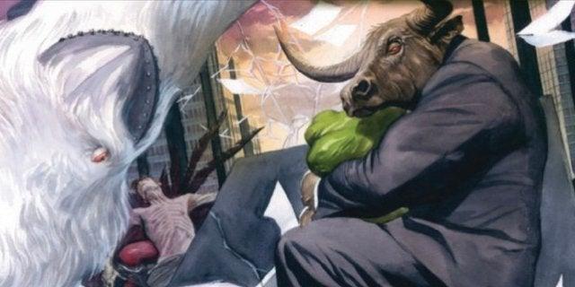 Immortal Hulk #33 Review - Cover