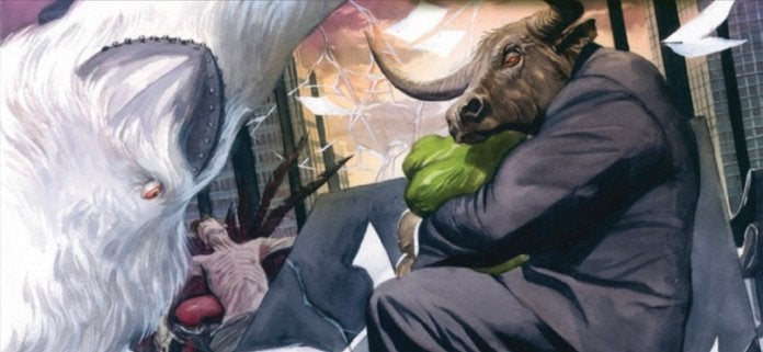Immortal Hulk #33 Review - Cover
