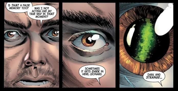 Immortal Hulk #33 Review - Joe Bennett