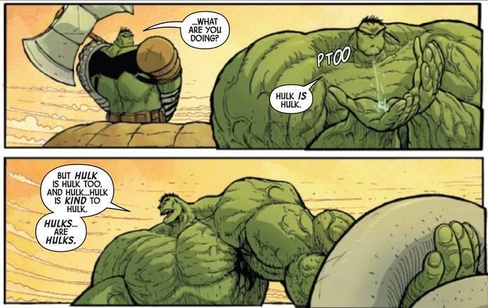 Immortal Hulk #33 Review - Nick Pitarra