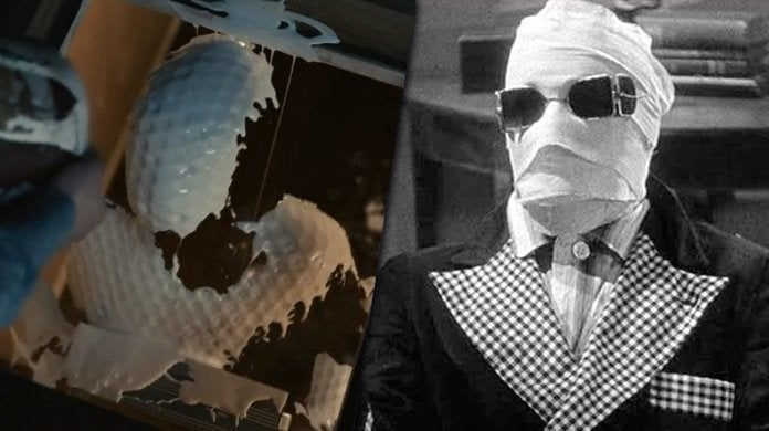 invisible man remake reboot difference original