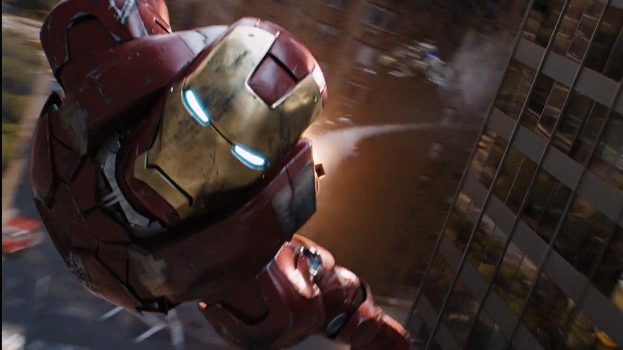 iron man avengers mark vii