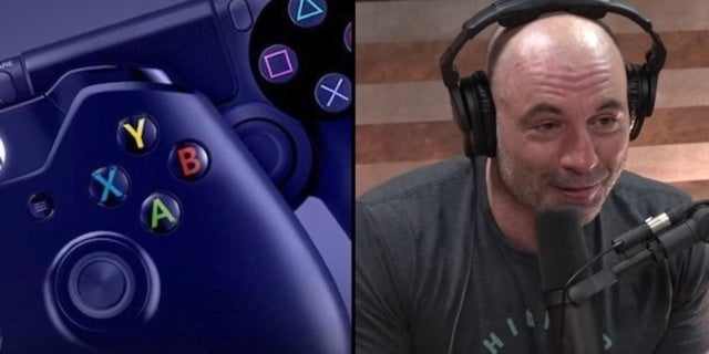 Joe Rogan Reveals How Gaming May Be the Future of Fitness