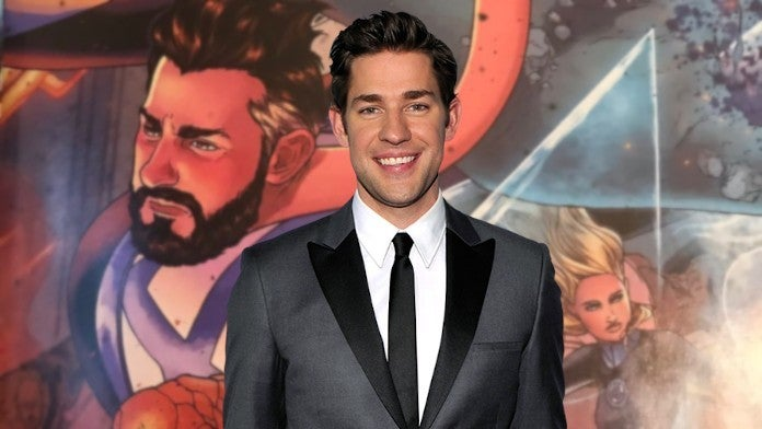 John Krasinski Fantastic Four Reboot Reed Richards MCU