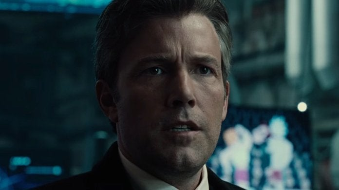 justice league ben affleck batman bruce wayne