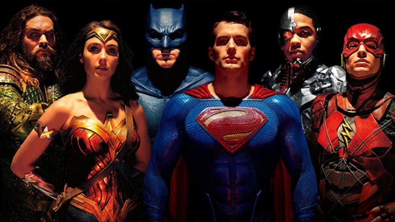 Justice League Snyder Cut Photos Images BTS Team Shot