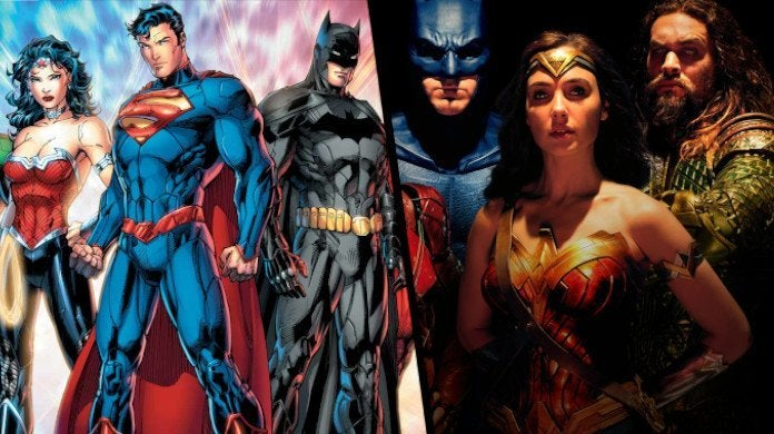 Justice League Snydere Cut Jim Lee