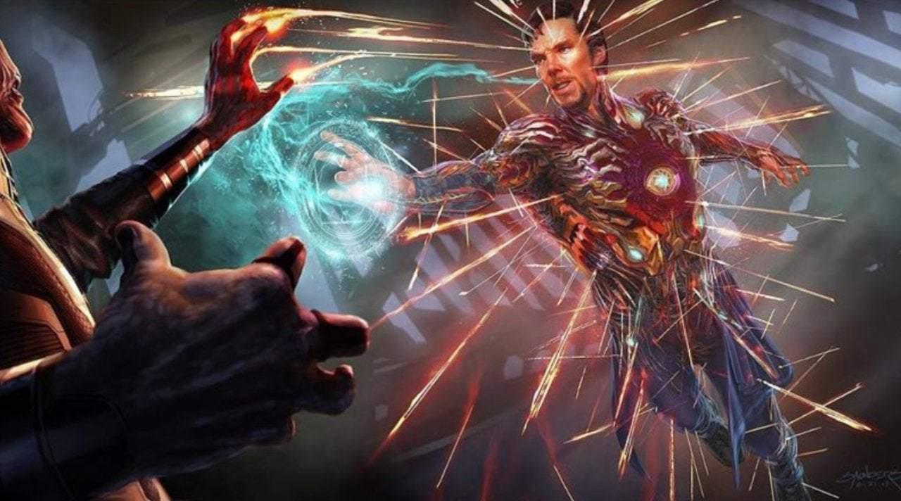 kevin-smith-reveals-doctor-strange-in-iron-mans-armor-avengers-infinity-war-scene-filmed