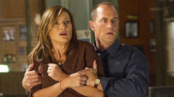 Law and Order SVU Elliot Stabler Christopher Meloni Return Series