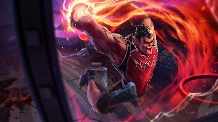 League of Legends Darius
