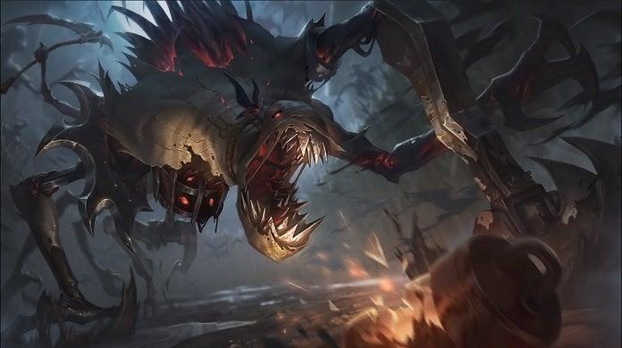 League of Legends FIddlesticks Rework