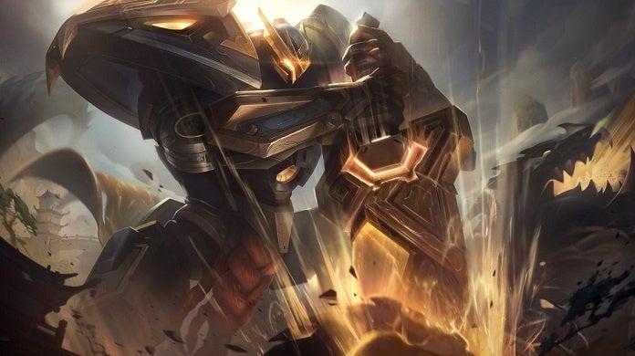League of Legends Prestige Edition Garen