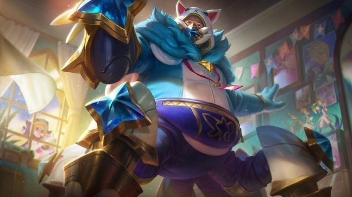 League of Legends Star Guardian Urgot