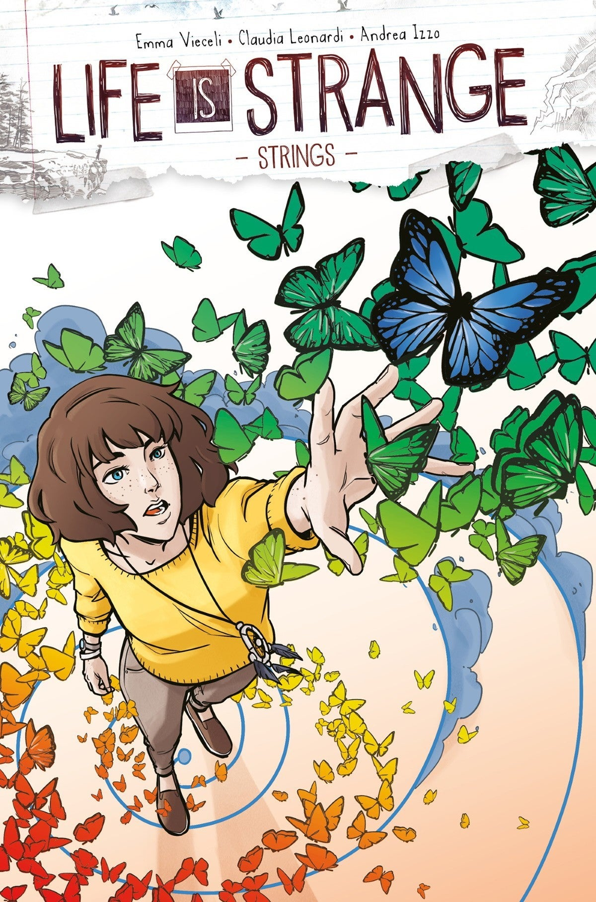 Life Is Strange String GN cover cropped