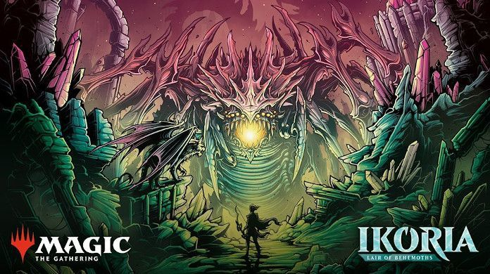 Magic the Gathering Ikoria Lair of Behemoths Delayed