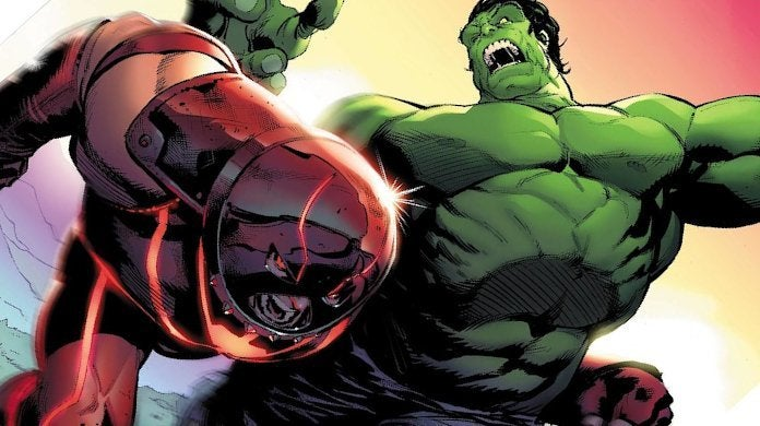 Marvel Hulk vs Juggernaut X-Men Avengers