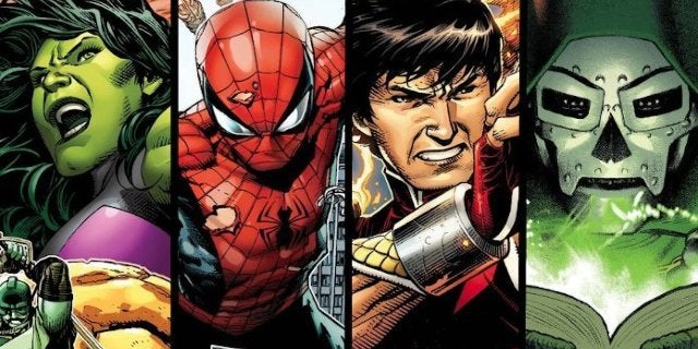Marvel's Biggest June Releases: Spider-Man, Shang-Chi, Avengers, Fantastic Four