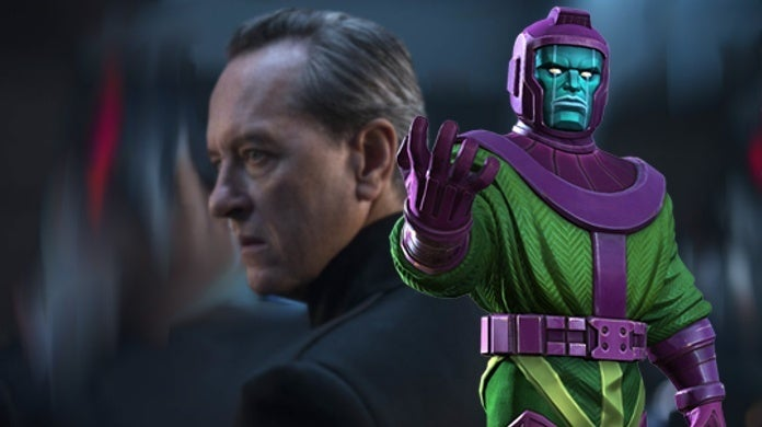 Marvel Loki Is Richard E Grant Playing Kang Conqueror