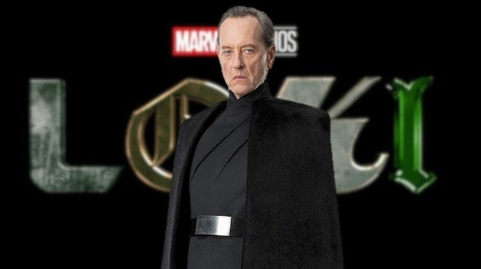 Marvel Loki Series Cast Richard E Grant