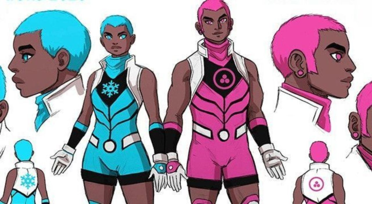 Marvel Fans Are Upset About Safespace and Snowflake From The New Warriors