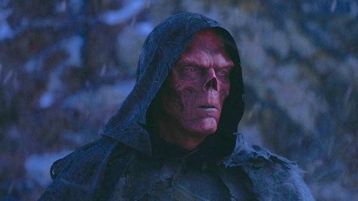 Marvel Red Skull Avengers Endgame Ross Marquand