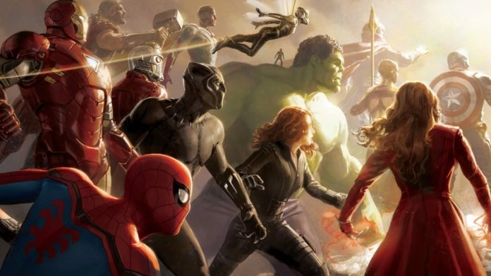 Marvel Studios superheroes Avengers